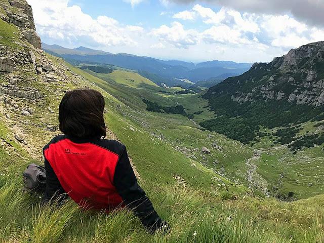 Pe urmele dacilor: Traseu Vf. Omu prin Valea Obarsiei | VIDEO