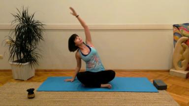 Sanatatea Articulatiilor și Relaxarea Muschilor cu YOGA – VIDEO 12 minute!